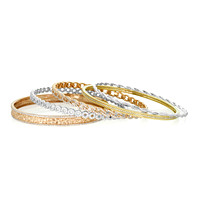Stackable Bangles